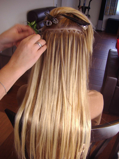 Micro Bead Weft Extensions Review 92