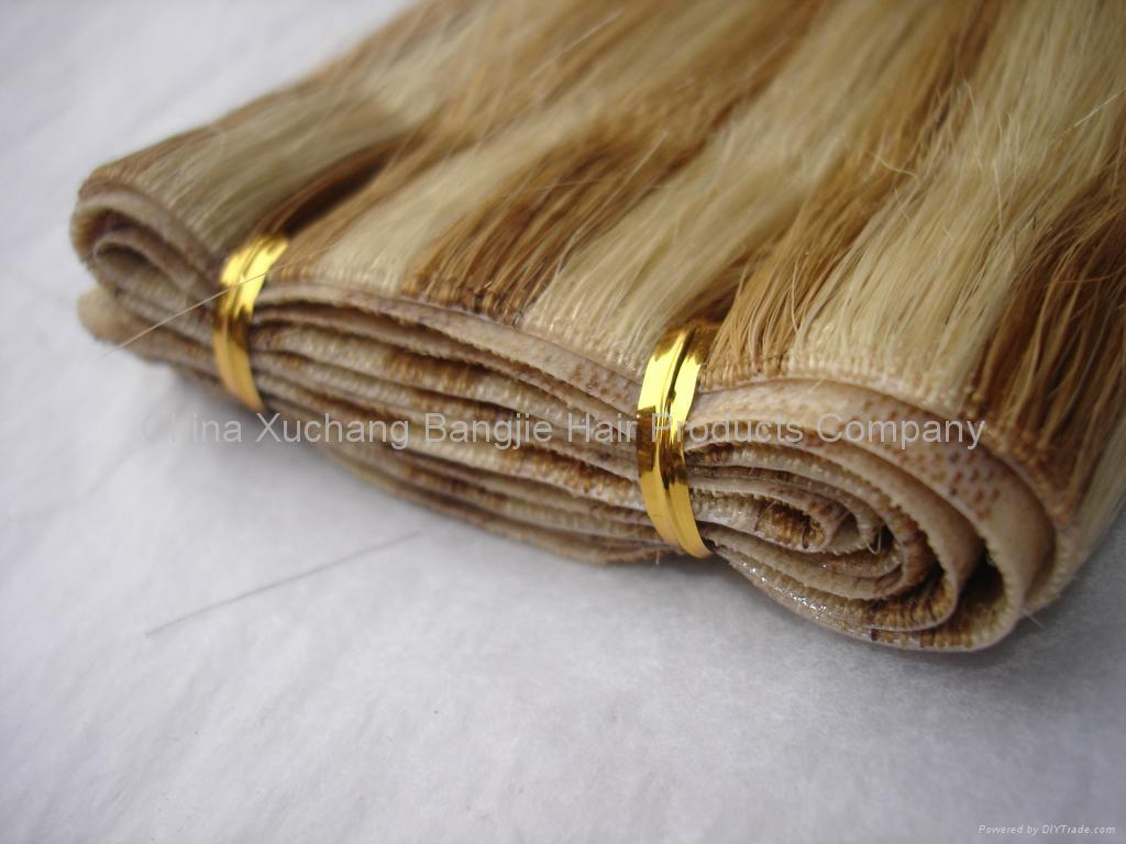 Skin Weft Hair Extensions Cold Fusion Hair Extensions